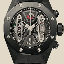 Audemars Piguet Royal Oak Tourbillon Chronograph Carbon Concept