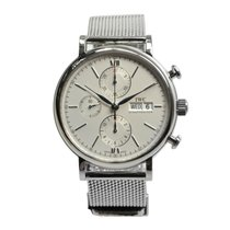 IWC Portofino Stainless Steel Silver Automatic Iw391005