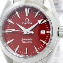 Omega Polished Omega Seamaster Aqua Terra Ltd Edition Ladies...