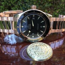 Omega Seamaster 300 Omega Master Co-Axial 41 MM Sedna Gold