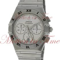 "Omega Constellation Classic ""Hybrid"" Chronograph,..."