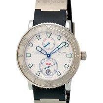 Ulysse Nardin Men's Maxi Marine Diver Chronometer Watch 263-55-3