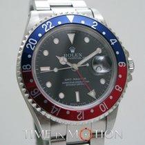 Rolex GMT MASTER 16700 PEPSI Tritium Dial Certif Rolex + Boite