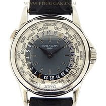 Patek Philippe Platinum Gents World Time