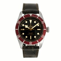 Tudor Heritage Black Bay Burgundy Dive Watch 79220 (Pre-Owned)