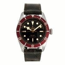 Tudor Heritage Black Bay Burgundy Dive Watch 79220 (Pre-Owned)