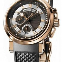 Breguet Marine Chronograph 18k Rose Gold