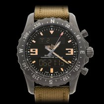 Breitling ChronoSpace PVD Coated Stainless Steel Gents...