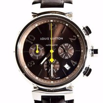 Louis Vuitton — Tambour Chronograph — Q1121 — Men's