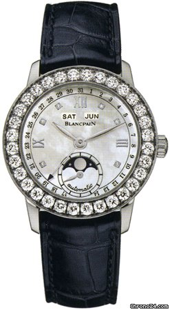 Blancpain Leman Moonphase &amp;amp; Complete Calendar