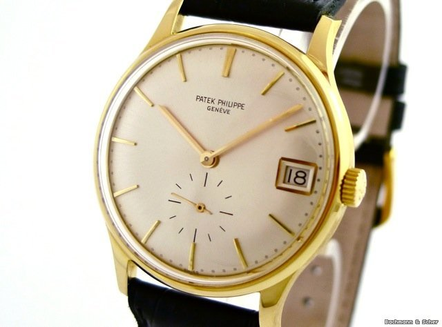 Patek Philippe Calatrava Automatic, Reference 3514, 18k Yellow Gold