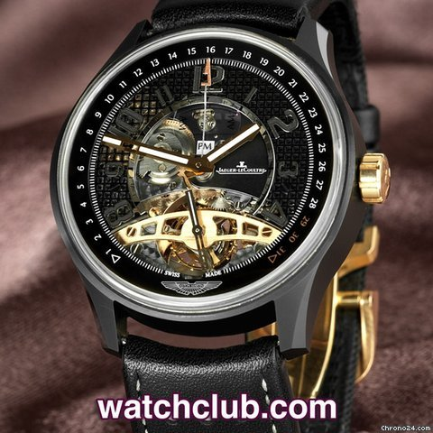 Jaeger-LeCoultre Amvox 3 Toubillon GMT - Limited Edition