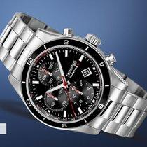 Eberhard & Co. CHAMPION V CHRONOGRAPH - 100 % NEW - FREE...