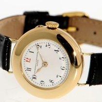 Vacheron Constantin early high quality 18k gold wristwatch