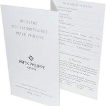 Patek Philippe Register