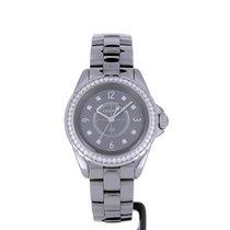 Chanel J12 Chromatic 33mm Index et Lunette Diamants