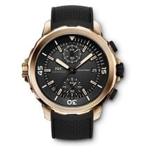 IWC Aquatimer Charles Darwin 21% VAT included