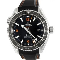 Omega 232.32.44.22.01.002 Planet Ocean 600M Co-Axial GMT...