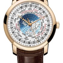 Vacheron Constantin [NEW] Patrimony Traditionnelle World Time...
