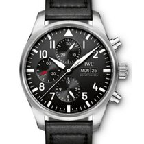 IWC Pilots Chronograph in Steel