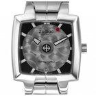 Zodiac Astrographic Stahl Automatik Armband Stahl 34x32mm...