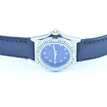 Breitling Callistino Damen Uhr 28mm Stahl/gold Rar Quartz...