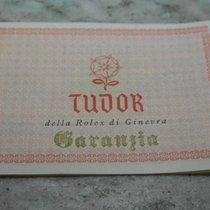 Tudor RARE VINTAGE BOOKLET  WARRANTY GUARANTEE OF 1967