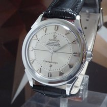 Omega Constellation Pie Pan Dial Automatic Wristwatch