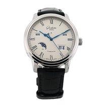 Glashütte Original Senator Perpetual Calendar Watch 100-02-22-...