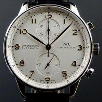 IWC Portugaise Chronograph 3714