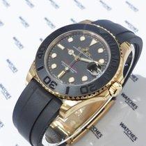 Rolex Yacht Master - 37mm Everose Gold Ceramic Bezel - 116655
