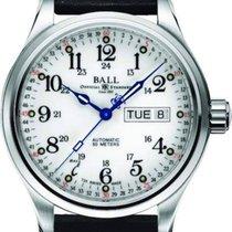 Ball Trainmaster 60 Seconds Automatik NM1058D-L3J-WH