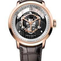 Arnold & Son Golden Wheel Limited Edition of 125