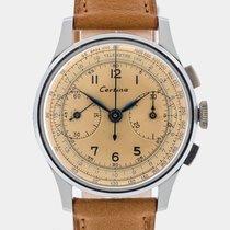 Certina Vintage Chronograph / Venus 175 / 35 mm / Serviced