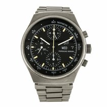 Porsche Design 7176S Chronograph Automatic Watch (Pre-Owned)