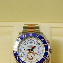 Rolex Yacht-Master II Two Tone Everose Gold/Stainless Steel-11...