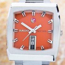 雷达 (Rado) Ncc 505 Rare Day Date Stainless Steel Men Automatic...