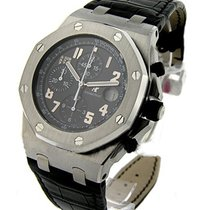 Audemars Piguet 26055ST.OO.D002CR.01 Jay-Z Offshore - Steel on...