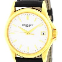 Patek Philippe Gent's 18K Yellow Gold  Ref # 5127 J...