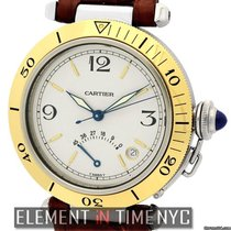 Cartier Pasha Collection Pasha Power Reserve Steel & Gold...
