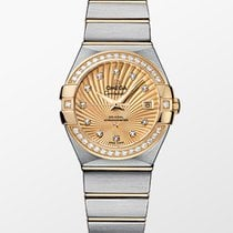 Omega Constellation Omega Co-Axial 27 mm
