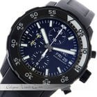 IWC Aquatimer Chronograph Galapagos Islands Stahl IW376705