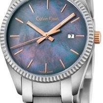ck Calvin Klein Alliance Lady K5R33B4Y Damenarmbanduhr...