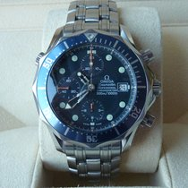 Omega 22258000 Seamaster 300 M Chrono Diver Chronograph