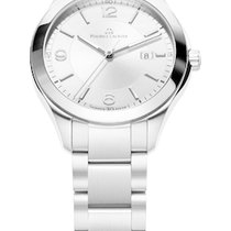 Maurice Lacroix Miros Date Ladies Steel Case and Strap, Silver...