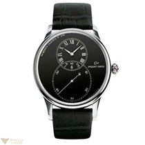 Jaquet-Droz Grande Seconde 18K White Gold Men's Watch
