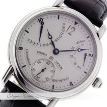 Maurice Lacroix Masterpiece Retrograde Stahl MP7068-SS001-191