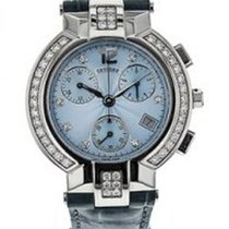 Concord La Scala Chronograph Diamond Bezel