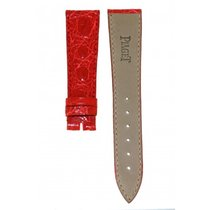 Piaget -red Crocodile Leather