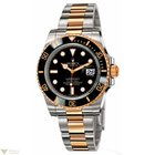 Rolex Oyster Perpetual Date Submariner Stainless Steel and 18k...